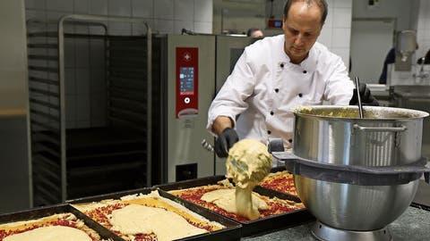 Wiler Thurvita-Köche wollen mit Frische und Kochkunst begeistern - und mit einer Prise Leidenschaft