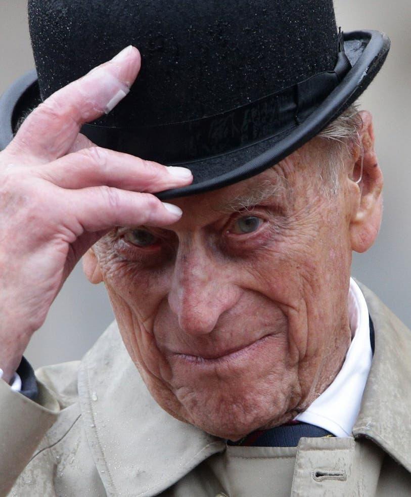Prinz Philip, Herzog von Edinburgh (10. Juni 1921 - 9. April 2021): War ab 1947 der Prinzgemahl ihrer Majestät. Er lernte Königin Elisabeth, damals noch eine Prinzessin, auf der Hochzeit der Prinzessin Marina von Griechenland und dem Herzog von Kent 1934 kennen – zu dieser Zeit war er acht Jahre alt. (Bild: Keystone)