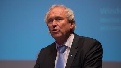 Regierungsratspräsident Paul Winiker (SVP). (Bild: Dominik Wunderli)