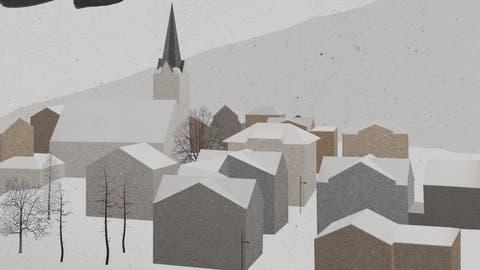 Architekt Thomas Hasler. (Reto Martin)