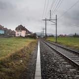 Beim Kanton geniesst die Zughaltestelle Sommerau in Gossau keine Priorität