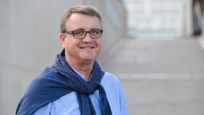 Konradin Fischer, Mitinhaber ZIK Immo AG. ((Bild: Donato Caspari))