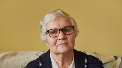 «Die Welt ist gerade dabei, zu vergessen, was damals geschah.»Lidia Maksymowicz, Auschwitz-Überlebende (Bild: CH Media)