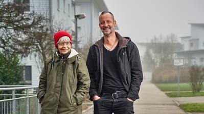 Martina und Beni Hess wurden vom Bezirksgericht Baden verurteilt. (Colin Frei)