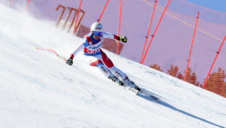 Ski Alpin: Super-G der Frauen in Bansko
