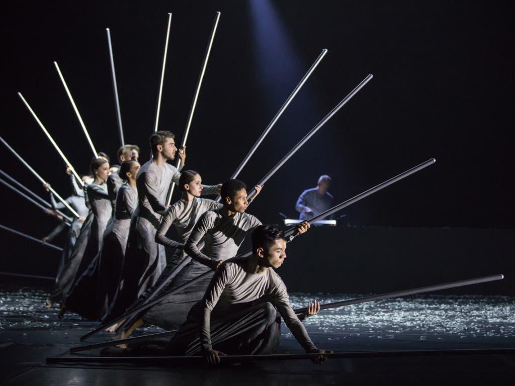 Architektur, Tanz und Musik: Tanzchef Kinsun Chan vereint in seinem Stück «Coal, Ashes and Light» mehrere Disziplinen.