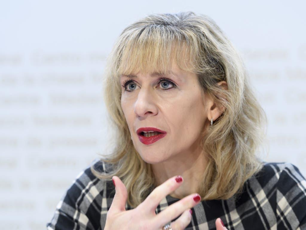 Für die Nachfolge von SP-Parteipräsident Christian Levrat hat sich ein weiteres Duo gemeldet: Priska Seiler und Mathias Reinhard.