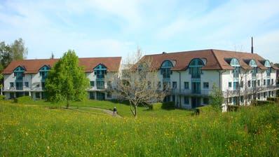 Das Haus für Betagte in Kirchberg steht weiterhin unter Quarantäne. (Bild: PD)