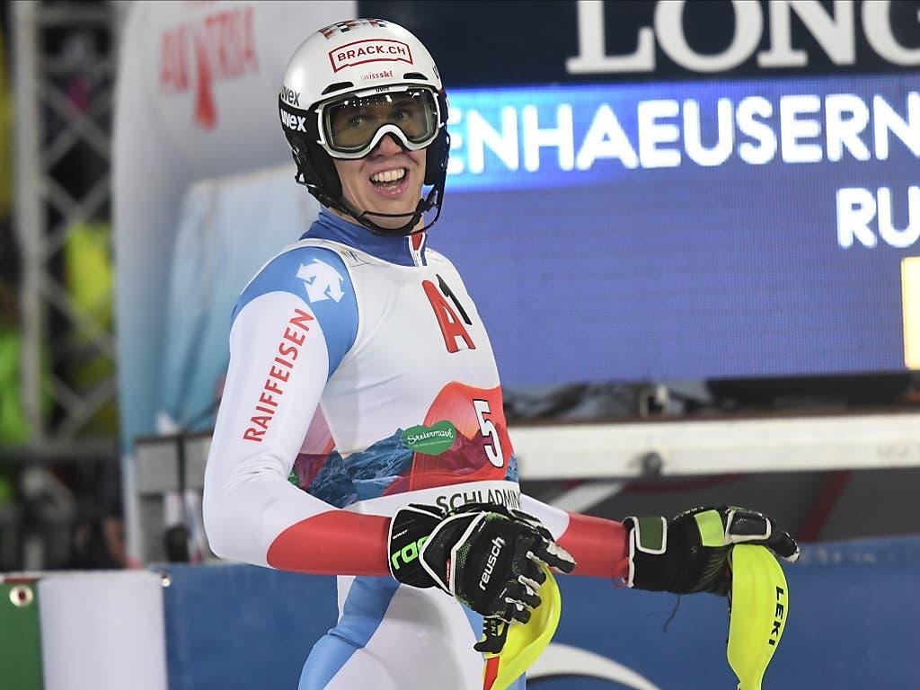 Am Ende resultierte der 9. Rang: Ramon Zenhäusern