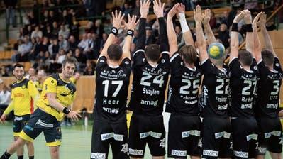 St.Otmars Handballer starten in die Endphase der Hauptrunde: Nun sind des Trainers Künste gefragt