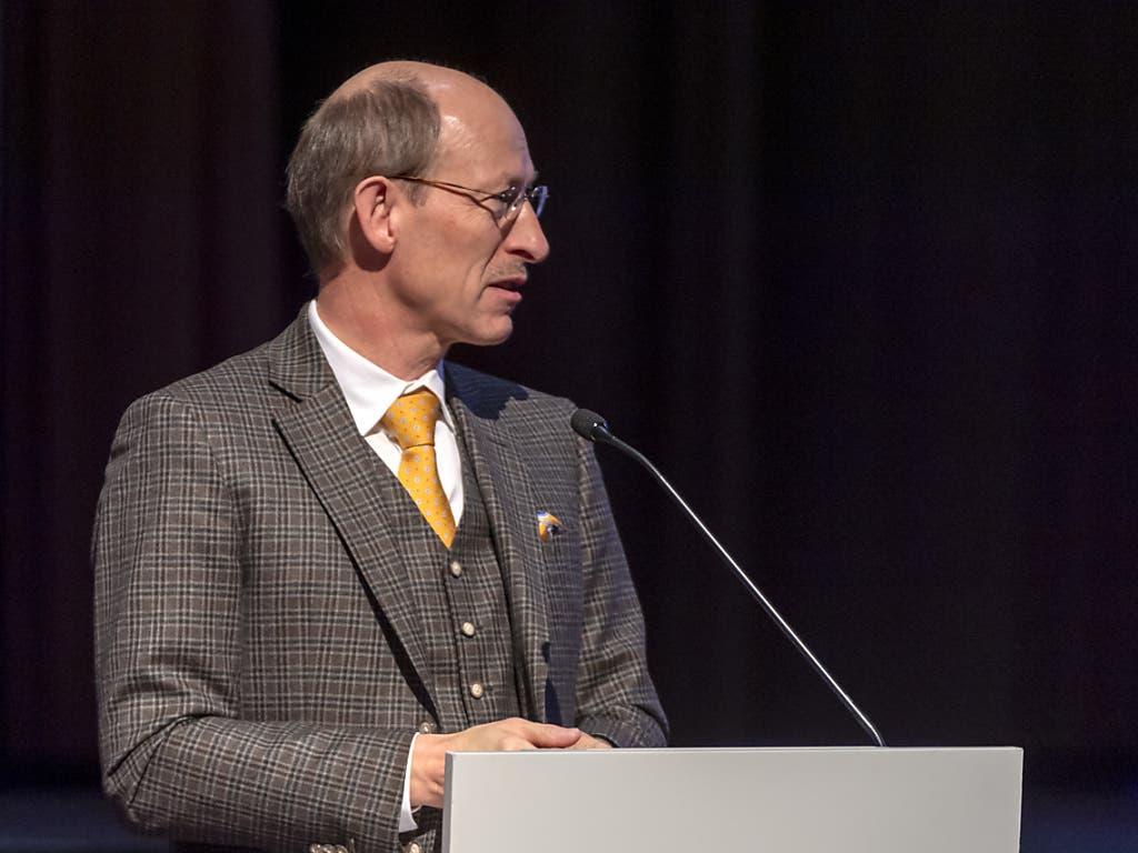 Das Informationsbedürfnis von Erhard Lee von der Aktionärsgruppe AMG, welche die ausserordentliche Generalversammlung der MCH Group AG eingefordert hatte, konnte nicht befriedigt werden.