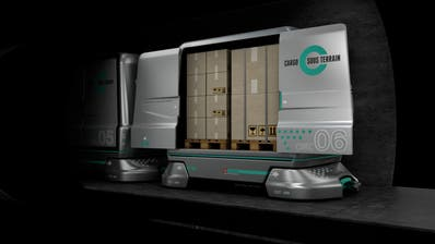 «Cargo Sous Terrain» ist einen Schritt weiter. Der Bundesrat will das Projekt vorantreiben. (Keystone)