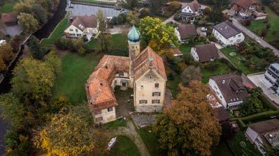 Eine Interessengemeinschaft möchte die Luxburg der Öffentlichkeit zugänglich machen. ((Bild: Michel Canonica))