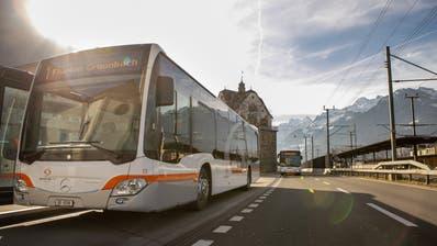 Die Busse der Auto AG Uri sollen Kinder und Jugendliche bis 20 Jahre und Erwachsene ab 75 Jahre nutzen können, ohne ein Billett zu kaufen. (Bild: PD)