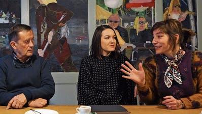Sie arbeiten im Thurgau als Künstlerinnen wie auch als Kuratoren