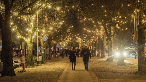Nach Kritik und Kürzung im Budget legt der Frauenfelder Stadtrat dem Parlament erneut einen Kredit für dieWeihnachtsbeleuchtung vor