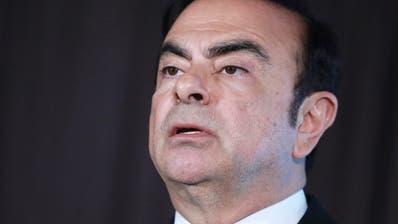 Privatjet-Firma erstattet Anzeige wegen Ghosn-Flucht