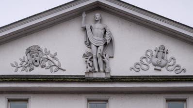 Der Bund will die Nordfassade des Luzerner Theaters schützen. (Bild: Pius Amrein (Luzern,9. Oktober 2019))