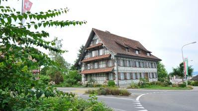 Gemeindehaus Kesswil: Der Gemeinderat steht wegen der Ortsplanung massiv in der Kritik. ((Bild: Donato Caspari))