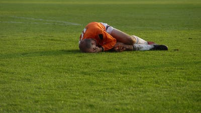 Der verletzte Spieler wehrte sich vor Bundesgericht erfolglos gegen den Freispruch des Goalies, der ihn gefoult hatte. (Symbolbild: Getty)