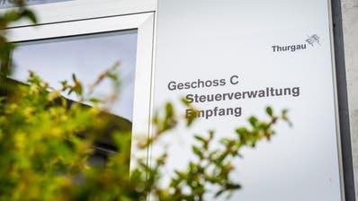 Am 9. Februar stimmt das Thurgauer Stimmvolk über das kantonale Steuerpaket ab. ((Bild: Andrea Stalder))