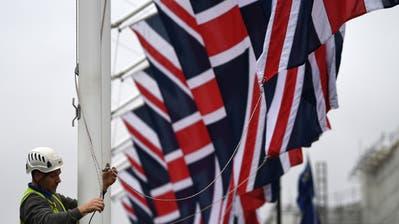 Bye bye! Um Mitternacht tritt Grossbritannien aus der EU aus – und begibt sich auf Identitätssuche