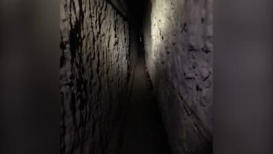 Längster Schmugglertunnel zwischen Mexiko und USA entdeckt