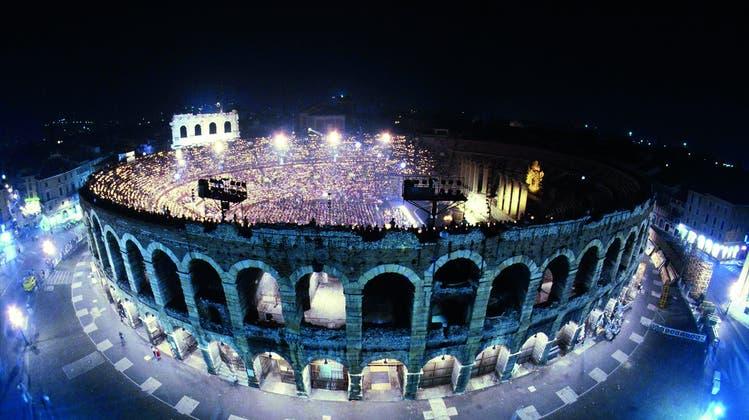 Opernfestspiele Verona – August 2020