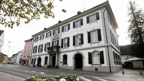 Das Frauenfelder Rathaus bleibt im Rathaus