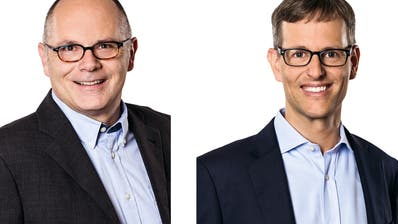 Rolf Brandenberger (links) ersetzt Steffen Schneider (Bild: PD)
