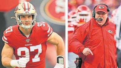 Nick Bosa, das Ausnahmetalent der San Francisco 49ers. (Getty Images)