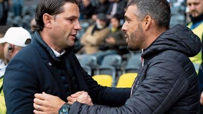 FCL gegen YB: Das Duell der Trainer-Skorpione Celestini und Seoane