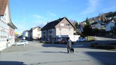 Das Zentrum von Speicherschwendi soll zu einem identitätsstiftenden Dorfkern werden. (Bild: Astrid Zysset)