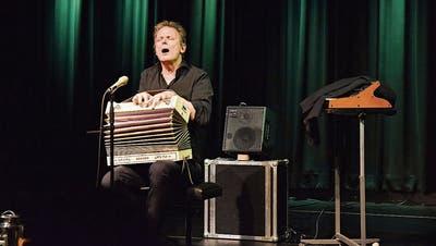 Christian Zehnder hat ein ganzes Orchester in der Brust und war im Fabriggli zu hören