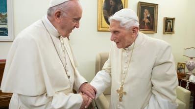 Ex-Papst Benedikt sehnt sich am Ende des Lebens nach Bayern