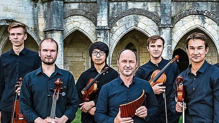 Klassik-Virtuosen wollen in Hergiswil für Aufsehen sorgen
