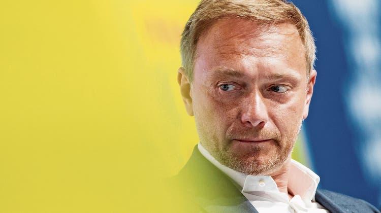 Deutschland: FDP-Chef Christian Lindner will enttäuschte SPD-Wähler für sich gewinnen