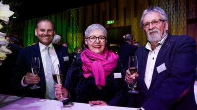 Gastredner David Bosshart, CEO Gottlieb-Duttweiler-Institut. ((Bilder: Donato Caspari))