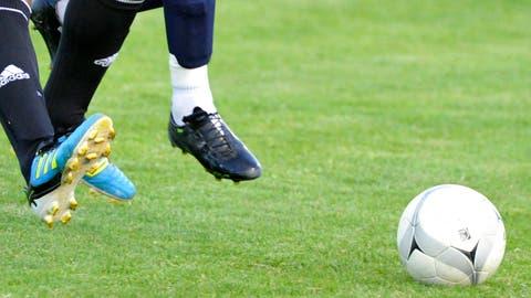 Die Junioren aus Kreuzlingen und Tägerwilen kicken möglichweise gemeinsam. ((Symbolbild: Hanspeter Schiess))