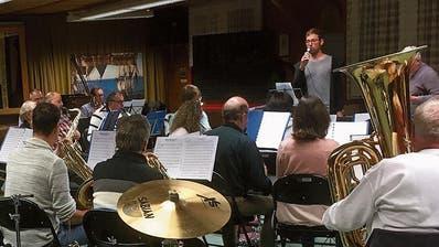 Blasmusik mit Gesang: Diesen Samstag in der Feldbachhalle in Steckborn