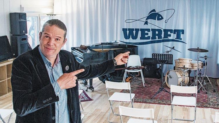 Konzerte auf dem Luzerner Seetalplatz: Die Werft wird zur Liveplattform