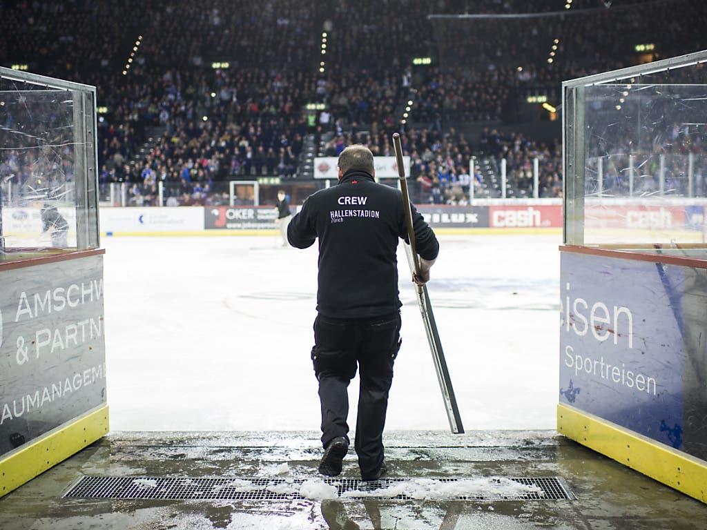 Hereinspaziert: Die Eishockey-Saison 2020/21 beginnt