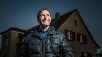 Der Gemeinderatssitz von Gemeindepräsident Raffael Gemperle muss neu besetzt werden. (Bild: Michel Canonica)
