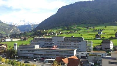 Das Kantonsspital Nidwalden in Stans. (Bild: PD)