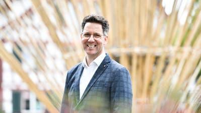 Diesmal kandidiert er: Weshalb der Amriswiler Kulturbeauftragte Andreas Müller Schulpräsident werden will