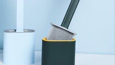 «Flache Silikon-Toilettenbürste» von Yefa.de (Bild: zvg)