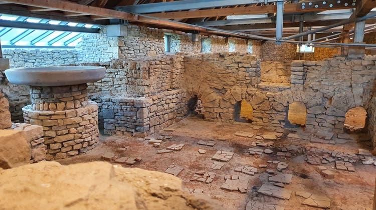 Frauen bezahlten doppelten Eintritt: Das älteste Militärbad überzeugt mit ausgeklügelter Architektur