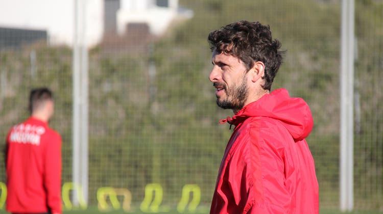 Rücktritt beim FC Baden: Innenverteidiger Juan Pablo Garat wird Nachwuchstrainer beim FC Aarau