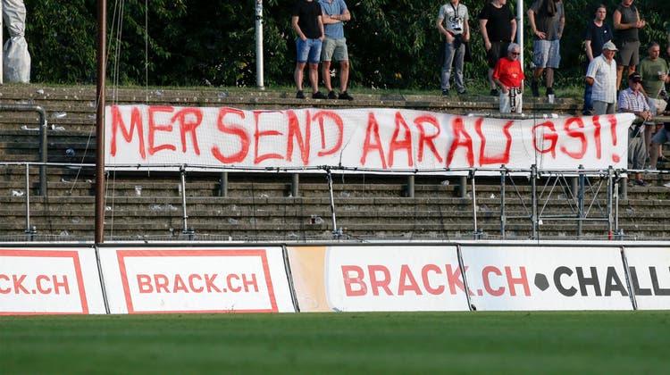 Jetzt wenden sich sogar die Fans ab: FC Aarau bleibt unter neuem Trainer auch gegen Chiasso sieglos
