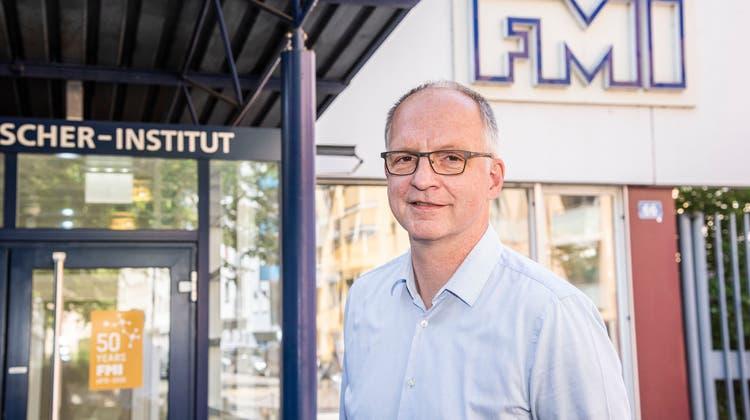Dirk Schübeler über das Friedrich Miescher Institut: «Ein zweites Institut wie uns gibt es nicht»